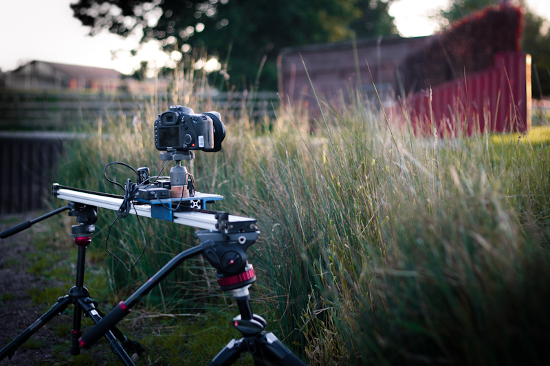 Motion Time-Lapse For Hartpury College