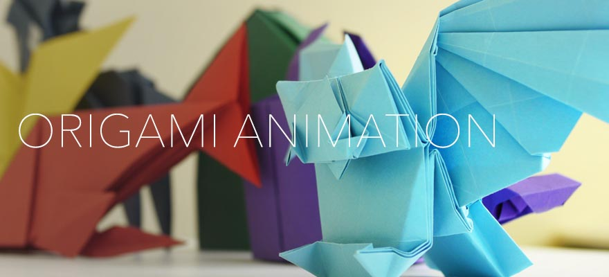 Origami Animation Test Day