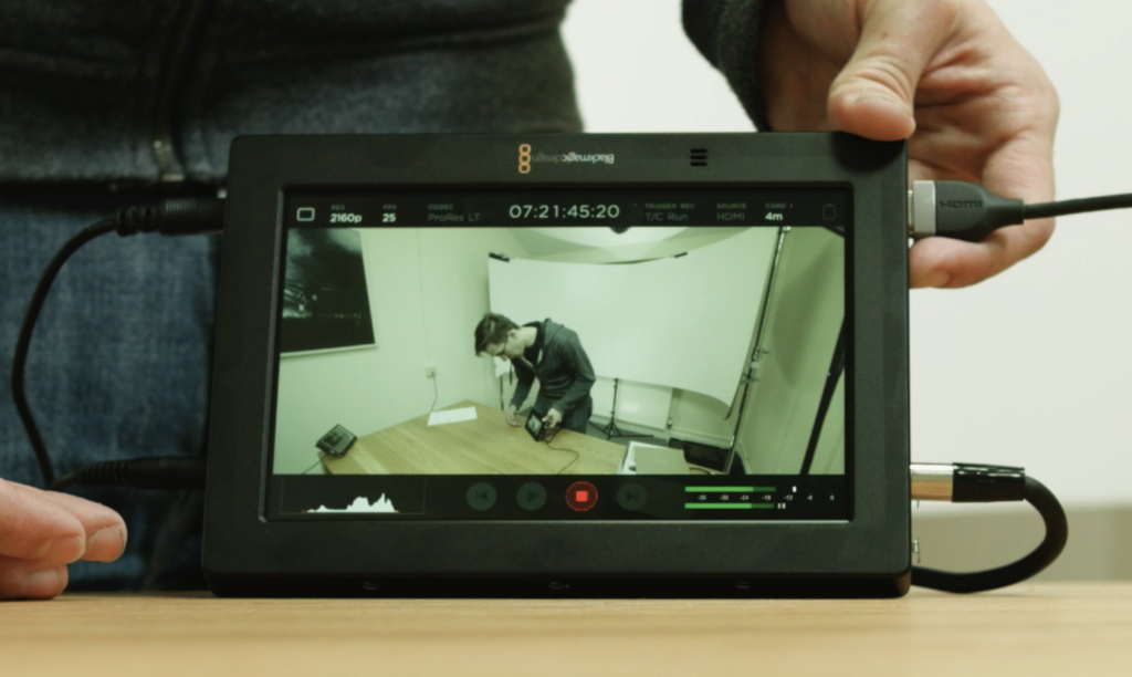 Review Of The Blackmagic Video Assist 4K